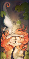 Little mermaids by GaudiBuendia