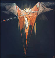 Spirit of war by GaudiBuendia