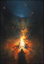 Summoning the Spirits by GaudiBuendia