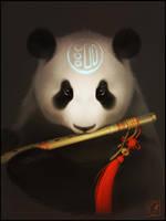 Panda by GaudiBuendia
