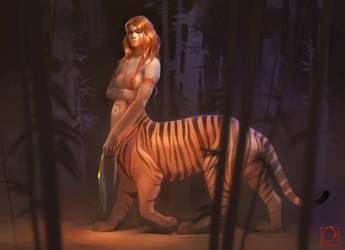 Tigriss 2.0 by GaudiBuendia