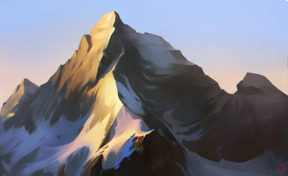 Matterhorn by GaudiBuendia