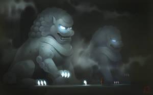 guardians by GaudiBuendia