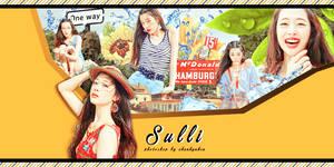 160729 / Sulli by ChanHyukRu