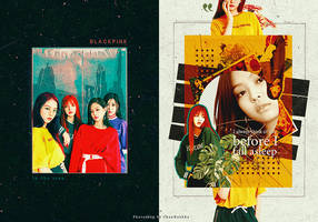 170918 / BLACKPINK x NYLON JAPAN by ChanHyukRu