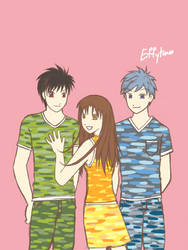 High School Cover by effytimes