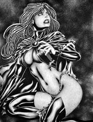 goblin queen by schaetzle