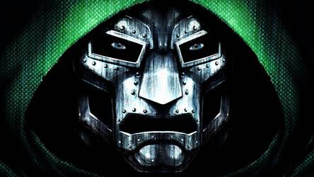 Dr. Doom by Plamber