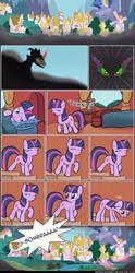 Comic: Sombra's Revenge by ProsaurusRex