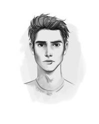 Portrait Practice. by AlexandraTirado