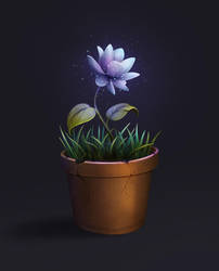 Magic Flower by AlexandraTirado