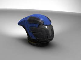 Garrus Helmet by CKuhn