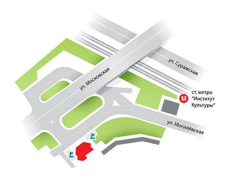 Road map by DarckBMW