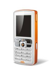 Sony Ericsson W800i Walkman by DarckBMW