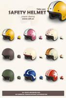 Safety helmet icon by liuyufei