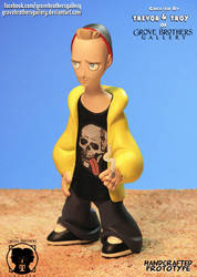 GroveBro Toons Jesse Pinkman 3 by GroveBrothersGallery