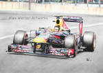 Mark Webber - Red Bull RB9 - Brazil 2013 by aalexwerner