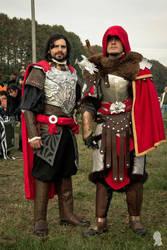 Brutus Armor Assassins Creed Romulus By Micizio On Deviantart