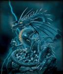 Skullbone Dragon by wallace