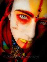Tribal III by PorcelainPoet