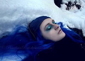 Blue by PorcelainPoet