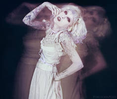 Ghost Witch by PorcelainPoet