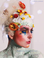 Beau Monde II by PorcelainPoet