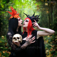 I Put a Spell On You by PorcelainPoet