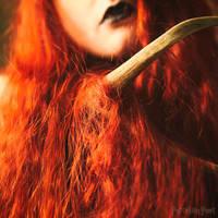 Redhead by PorcelainPoet