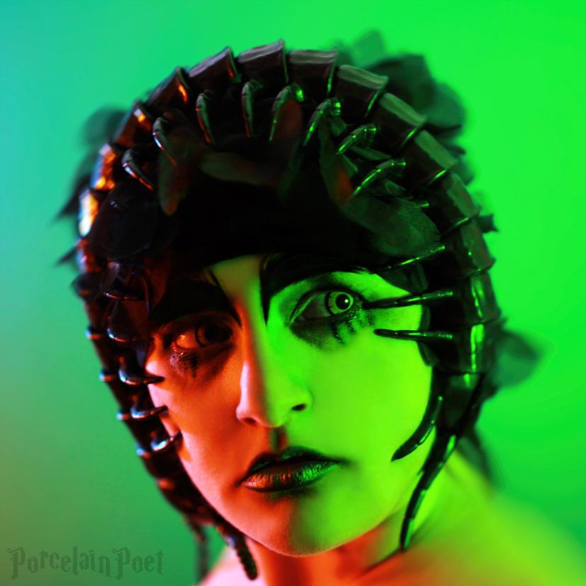 Centipede II by PorcelainPoet