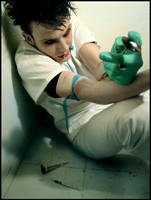 Dr. Junkie by PorcelainPoet