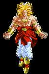 Broly Super Saiyan by Goku-Kakarot