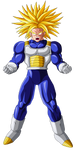 Trunks Super Saiyan (ultra) by Goku-Kakarot