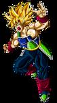 Bardock SSJ by Goku-Kakarot