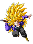 Trunks Super Saiyan 3 by Goku-Kakarot