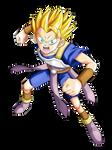CABBA Super Saiyan - Dragon Ball Super DBS SSJ by Goku-Kakarot