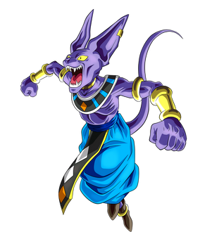 BEERUS the Destroyer - God of Destruction by Goku-Kakarot
