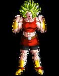 KALE Super Saiyan Berserker by Goku-Kakarot