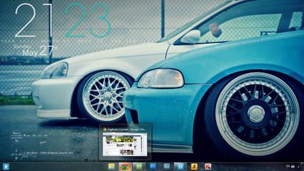Desktop by CVRD