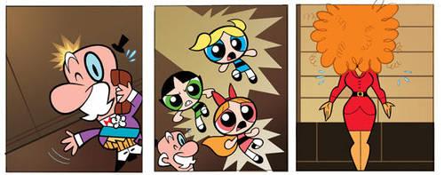 Powerpuff Girls Minitoons 7 by AbigailRyder