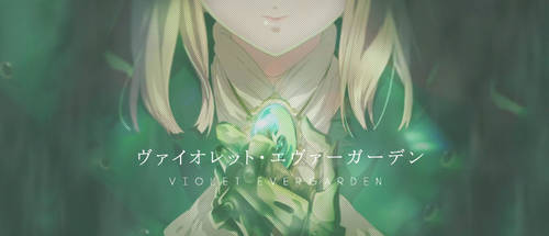 Violet Evergarden by yami-kawaiii