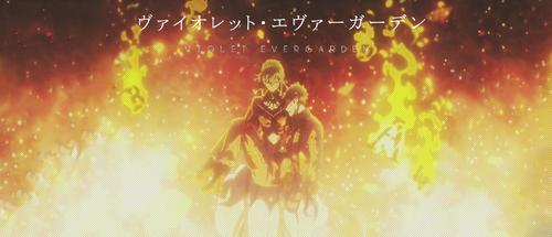 Violet Evergarden1 by yami-kawaiii