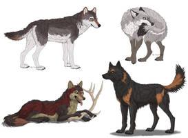 WolfSpam 3 by KarleKat