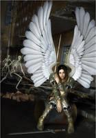 Serra Angel by JenniSjoberg