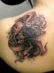 New tattoo by JenniSjoberg