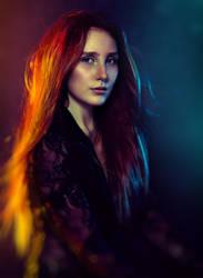 Moa Colour II by JenniSjoberg