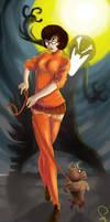 Velma Dinkly by Otagoth