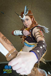 Aloy is Ready by VFire