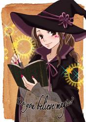 Magic by aokami3500