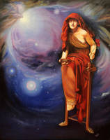 Aether: Oracle of Delphi by Amaterasu1960